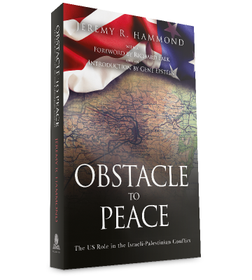 Buy the paperback edition of Obstacle to Peace now!