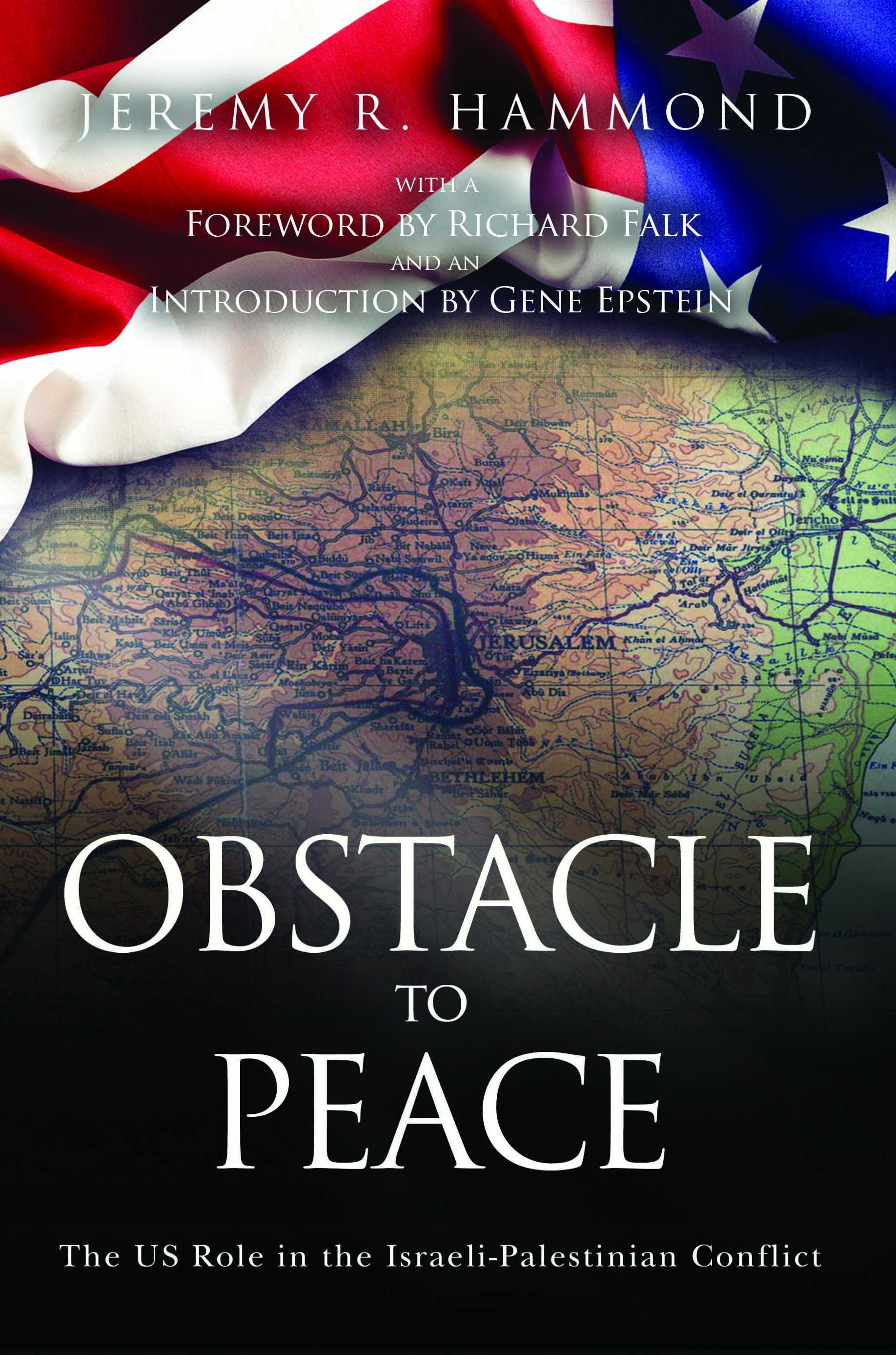 Obstacle to Peace - Cover