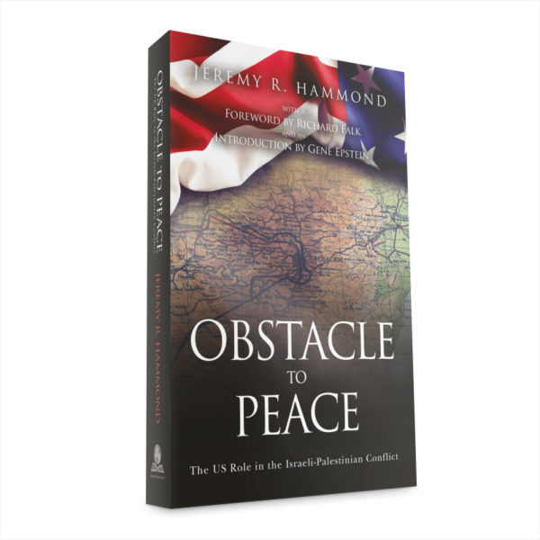 Obstacle to Peace - Paperback