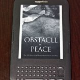 Obstacle to Peace Kindle edition cover