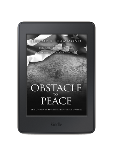 Obstacle to Peace Kindle edition