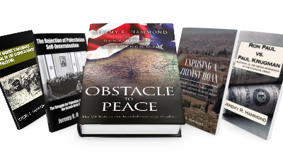 Obstacle to Peace Hardcover Bundle