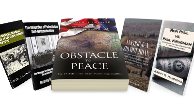 Obstacle to Peace Paperback Bundle